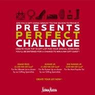 Neiman Marcus' Presents Perfect social shopping initiative