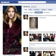 Burberry has lead the industry in digital engagement