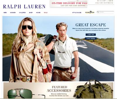 ralph lauren website