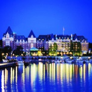 Fairmont Empress in Vancouver, British Columbia, Canada