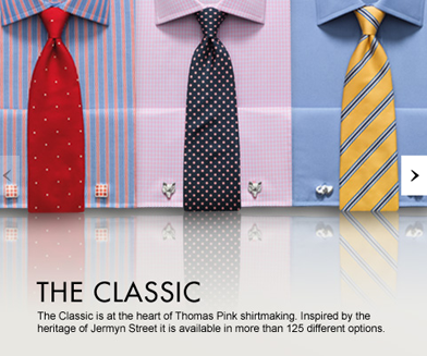 Thomas Pink collection