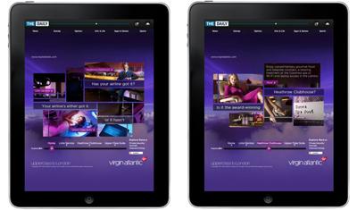 Rich media ads on iPad: no longer flights of fancy