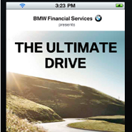 BMW Financial Group Services app