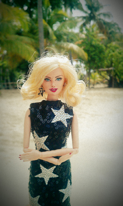 Italian Fashion Brands  Sales Improving on Dolce   Gabanna Uses Madonna Doll Personality For Blog Series   Luxury