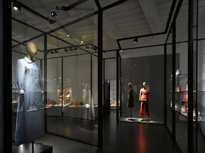 The Gucci Museum second floor