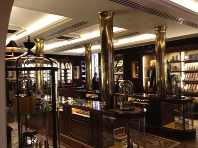 Alfred Dunhill Keeps Guests In Store With London Lifestyle