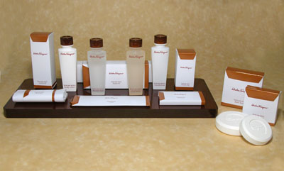 Ferragamo Breaks First In Room Amenities Collection For