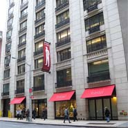 Barneys New York Madison Avenue flagship store