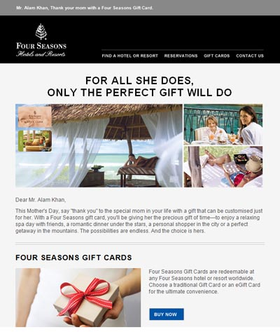 How to offer luxury hotel packages without diluting the for Luxury hotel packages