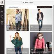 Nordstrom contemplates dressing room iPads to elevate customer ...