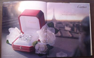 Wedding Rings Cartier 82 Great Advertising for wedding rings