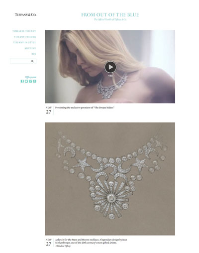 Diamonds Tumblr Blog Tiffany's Tumblr Blog is Found