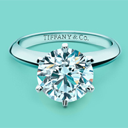 Tiffany diamond ring