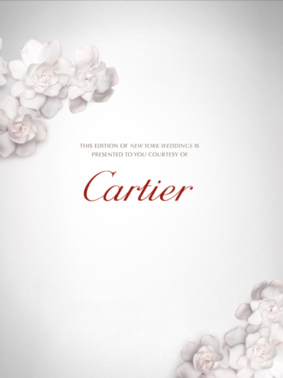 Cartier bolsters bridal marketing with solo app sponsorship - Luxury Daily - Mobile