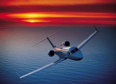 Luxury Travel - Magazine cover