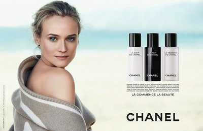 Chanel Resynchronizing Skin Care Line
