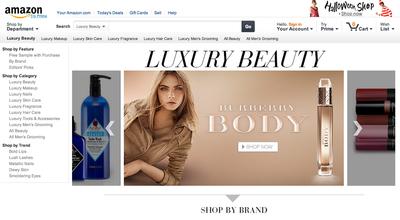 Amazon.beauty store