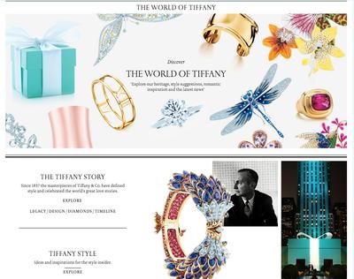 Tiffany Retools Ecommerce Presence To Mirror Store