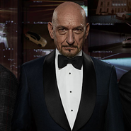 Sir Ben Kingsley for Good to be Bad campaign