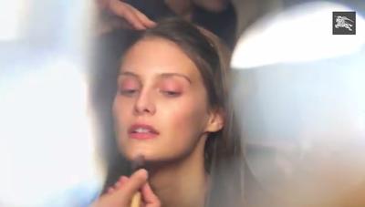 burberry.ss14 makeup video still
