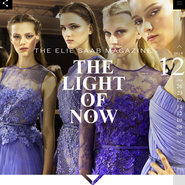 Elie Saab's The Light of Now magazine