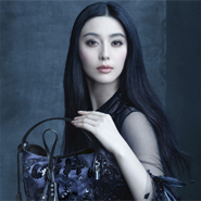 Louis Vuitton ad featuring actress Fan Bingbing