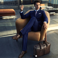 Tod's menswear spring/summer campaign image