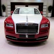 Rolls-Royce bespoke Wraith