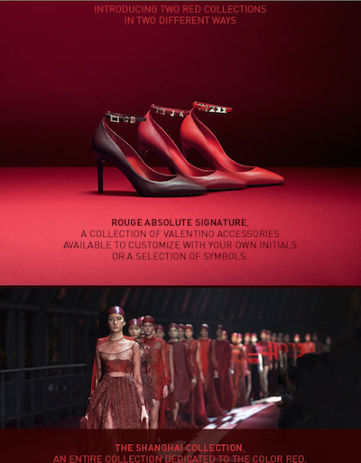 Valentino Rouge Absolute Signature email