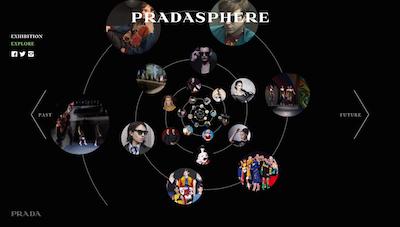 Pradasphere microsite ss1