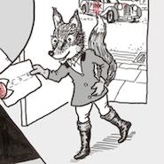 Thomas Pink cartoon by Adam Preston