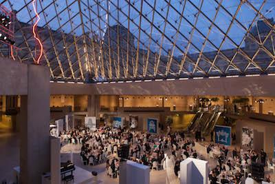 Breguet Event Louvre