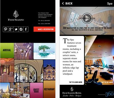 Four Seasons Budapest app