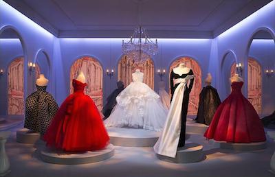 Dior Le Petit Theatre ball