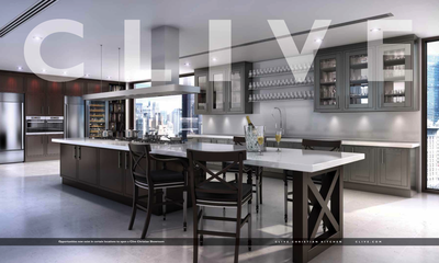Luxury daily for Robert clive kitchen designs