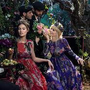 Dolce & Gabbana fall/winter 2014 campaign image