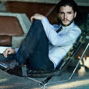 Jimmy Choo autumn/winter campaign image featuring Kit Harington