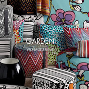 MissoniHome colors view of garden