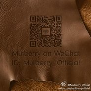 Mulberry on WeChat