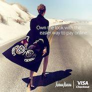 does neiman marcus accept visa payments