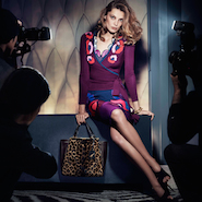 Diane von Furstenberg fall 2014 campaign image