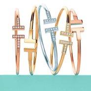 Tiffany T collection bracelets