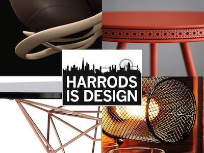 Harrods Is Design promo image