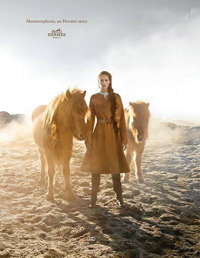 Hermes Metamorphosis horses2