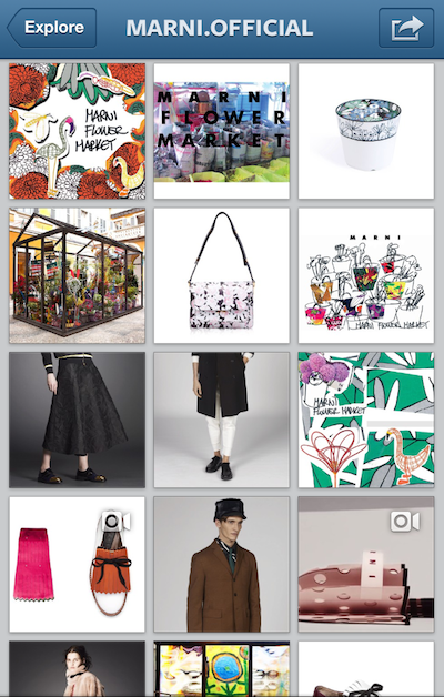 Marni Instagram