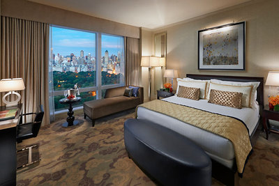 Five Star Hotels In New York City Near Central Park