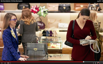 How much does a Customer Service Representative make at Bloomingdale's in the United States?