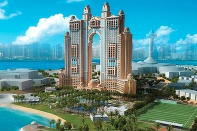 fairmont.abu dhabi marina residences