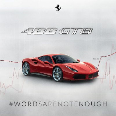 Tuned Ferrari 488 GTB Aims for More Power than F12, Does Crazy ...