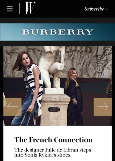 burberry mobile 2